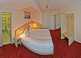 Hotel PLAZA Inn Hamburg MoorfleetWohnbeispiel