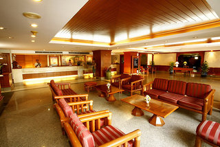 Hotel Andaman Beach Suites Lounge/Empfang