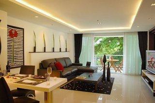 Hotel Amari Nova Suites Pattaya Wohnbeispiel