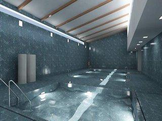 Hotel Axis Viana & Spa Hallenbad