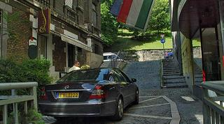 Hotel Carlton Budapest Außenaufnahme