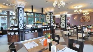 Hotel Carlton Budapest Restaurant