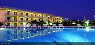 Hotel Dioscuri Bay Palace Außenaufnahme