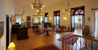 Hotel Bel Soggiorno Lounge/Empfang