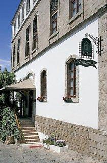 Hotel Adalya Port Hotel Außenaufnahme