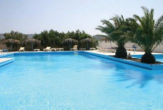 Hotel Anthoula Pool
