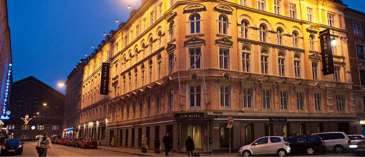 Good Morning City Copenhagen Star