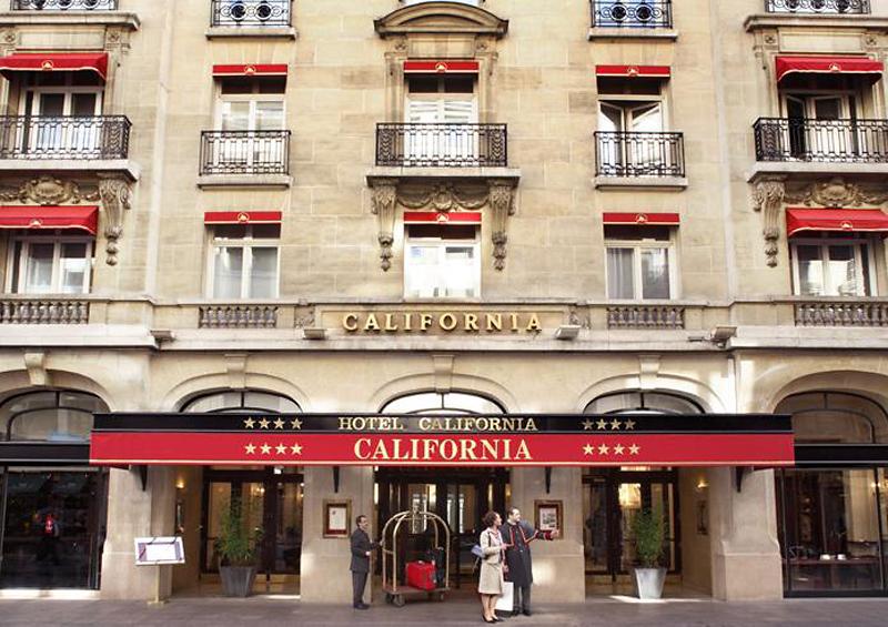 California Paris Champs Elysees
