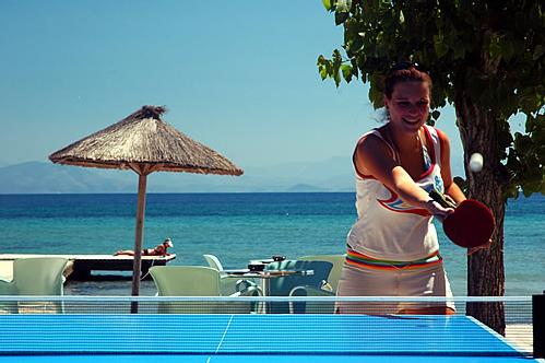 Delfinia Hotels Corfu