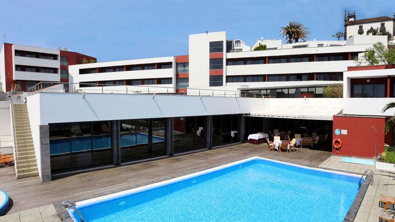Azoren Deal Antillia Hotel Apartamento