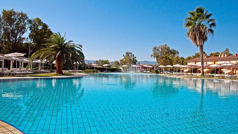 Sommerurlaub in Süditalien im Salice Club Resort