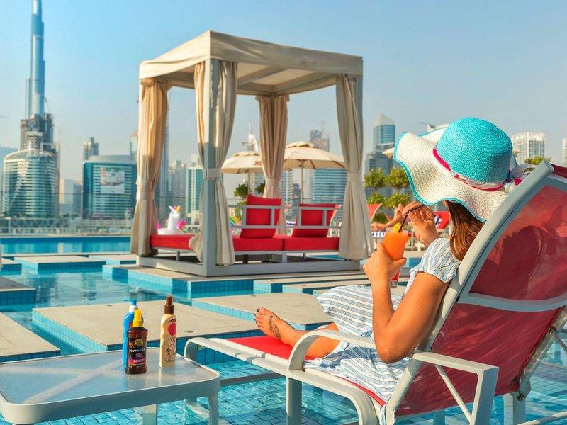 Im Herzen der Mega-Metropole Dubai