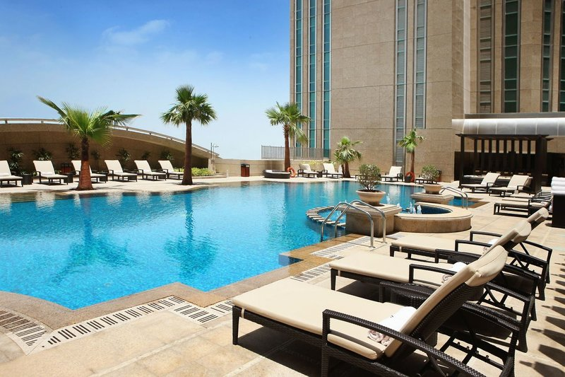 Luxusdeal in Abu Dhabi Hotel Sofitel Corniche