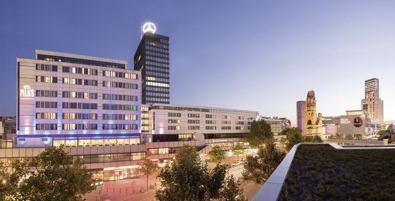 Hotel Berlin Palace Angebot