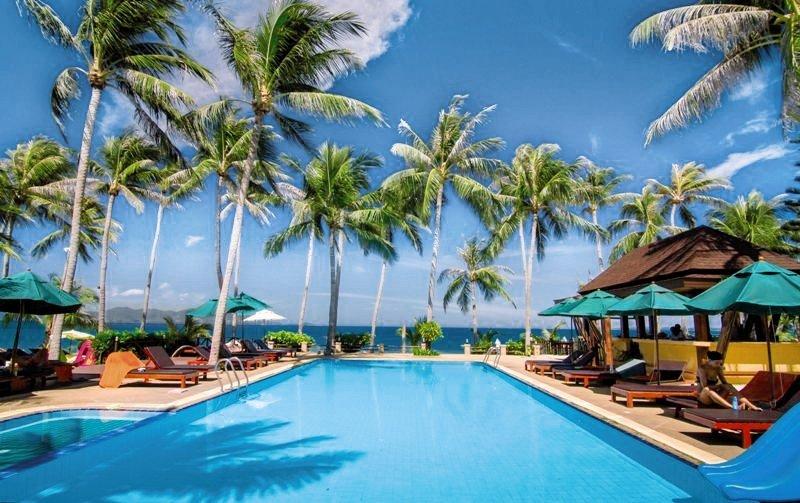 Fernreise Schnäppchen Thailand im Hotel Coco Palm Beach Resort