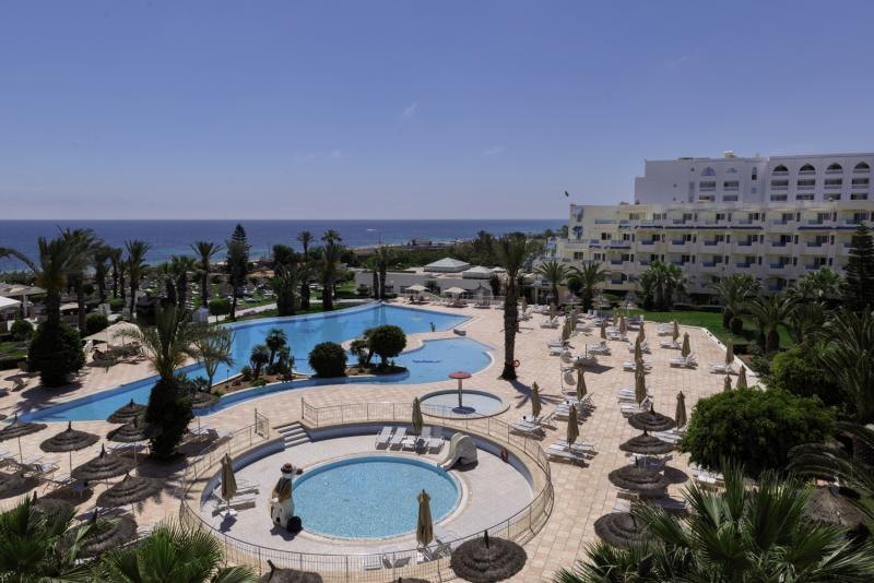 Tunesien Monastir Hotel lti Bellevue Park