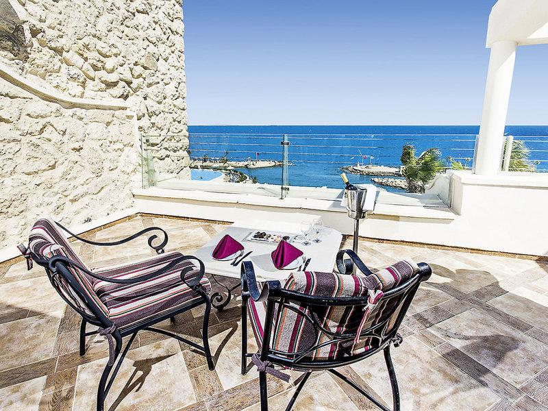 Albatros Citadel Resort in Sahl Hasheesh