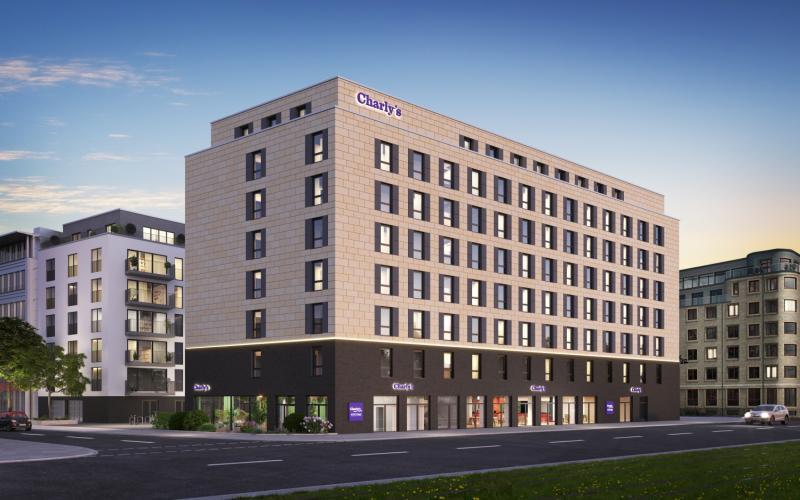 Hotel Charlys Leipzig