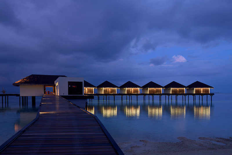 The Residence Maldives Pool