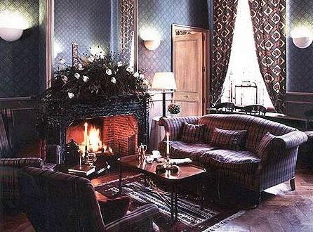 De Tuilerieen Lounge/Empfang