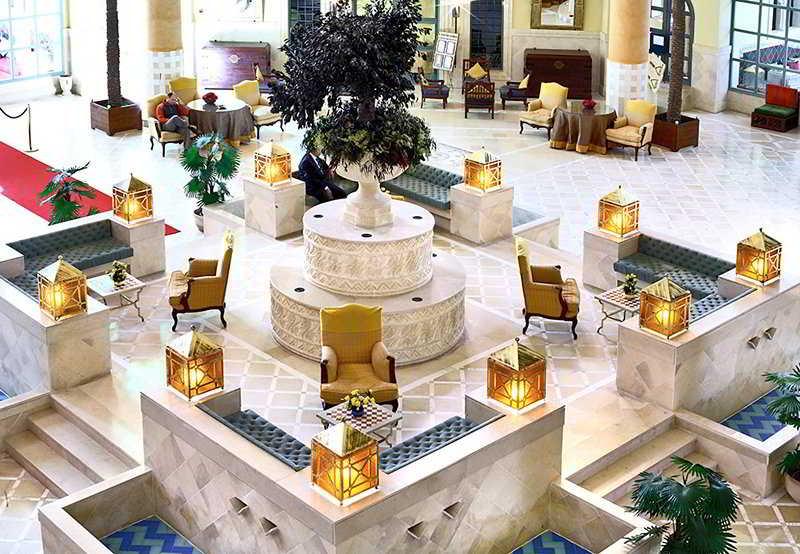 Carthage Thalasso Resort Lounge/Empfang