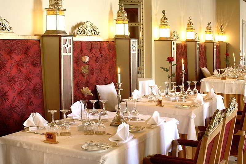 Carthage Thalasso Resort Restaurant