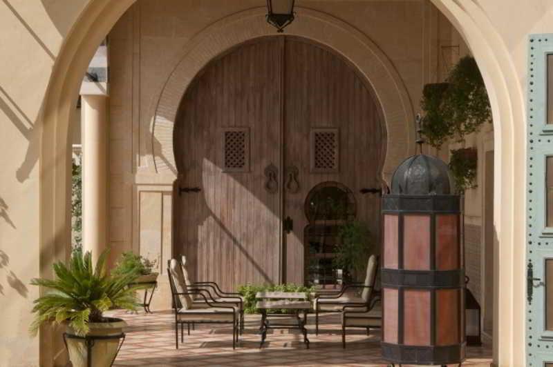 Carthage Thalasso Resort Terrasse