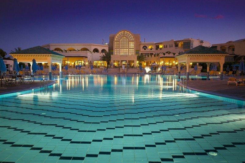Carthage Thalasso Resort Pool