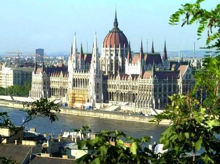 Corvin Hotel Budapest Corvin Wing Stadtansicht