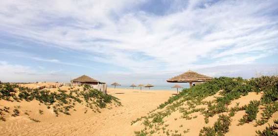Carthage Thalasso Resort Strand