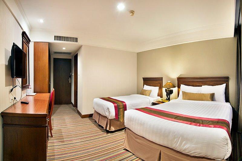 Royal Rattanakosin Hotel Wohnbeispiel