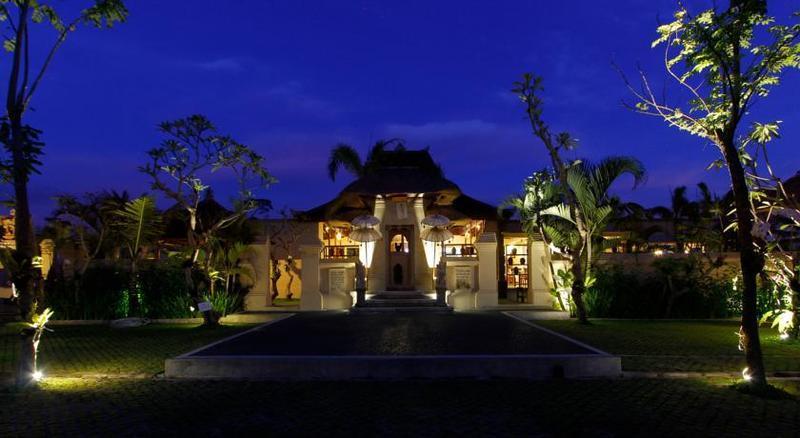 Alam Puisi Villa Außenaufnahme