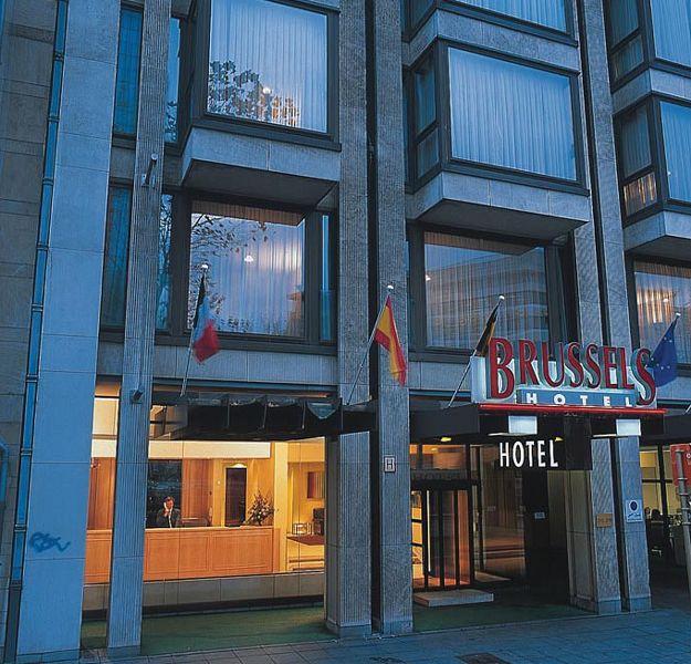 Brussels Hotel Außenaufnahme