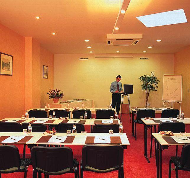 Brussels Hotel Konferenzraum