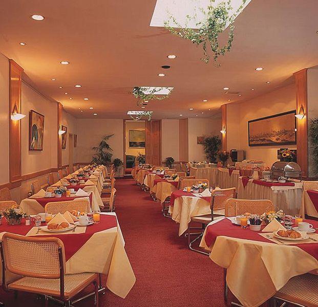 Brussels Hotel Restaurant