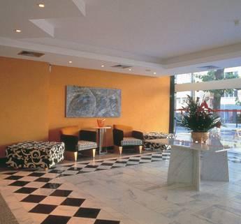 Mercure Recife Navegantes Lounge/Empfang