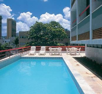Mercure Recife Navegantes Pool