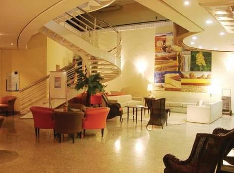 Othon Palace Fortaleza Lounge/Empfang