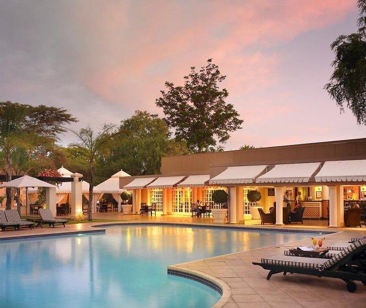 AVANI Gaborone Hotel & Casino Pool