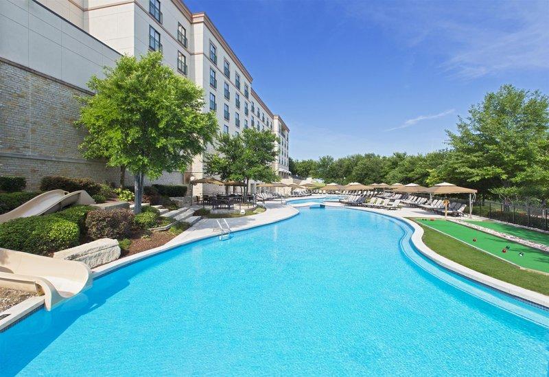 The Westin Stonebriar Resort North Dallas Pool