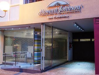 Howard Johnson Inn Palermo Außenaufnahme