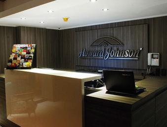Howard Johnson Inn Palermo Lounge/Empfang