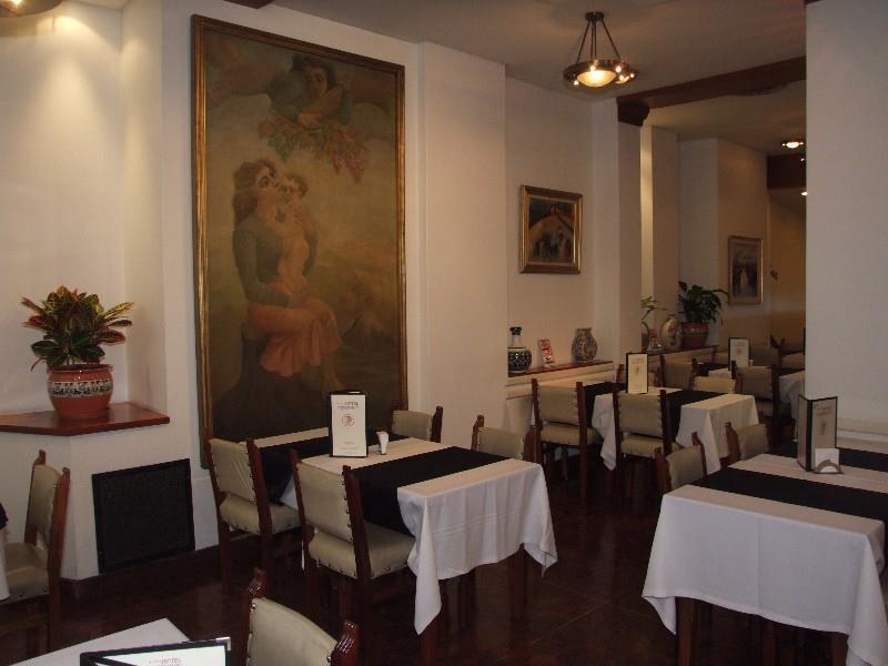 Principado Downtown Buenos Aires Hotel Restaurant