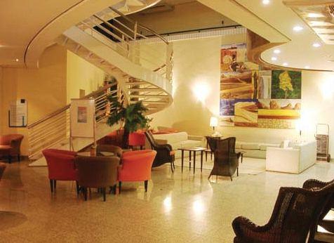 Belo Horizonte Othon Palace Lounge/Empfang