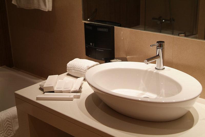 Mercure Lisboa Almada Hotel Badezimmer