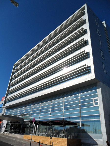 Mercure Lisboa Almada Hotel Außenaufnahme