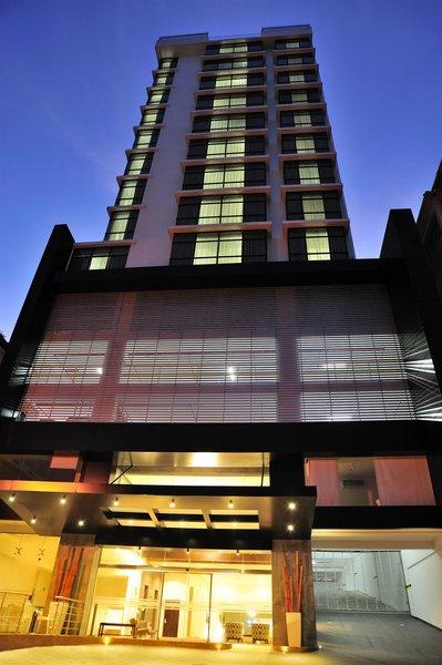 Best Western Plus Panama Zen Hotel Außenaufnahme