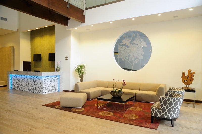 Best Western Plus Panama Zen Hotel Lounge/Empfang