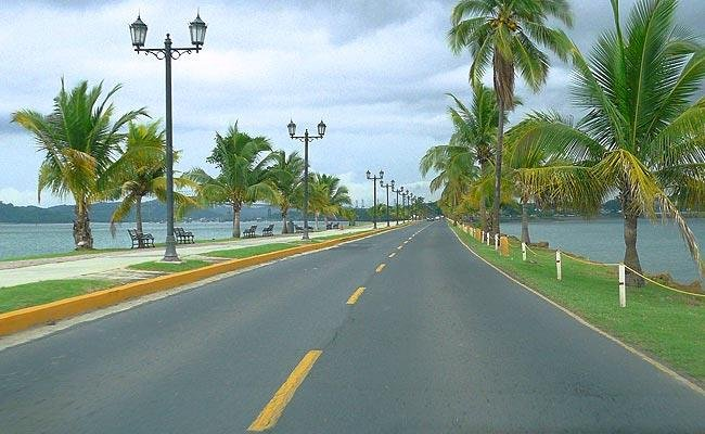 Best Western Plus Panama Zen Hotel Landschaft