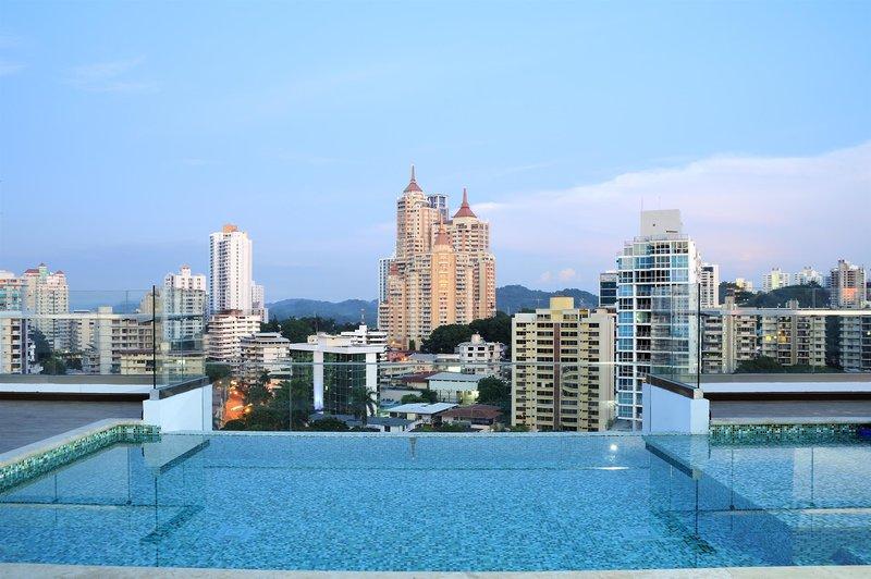 Best Western Plus Panama Zen Hotel Pool